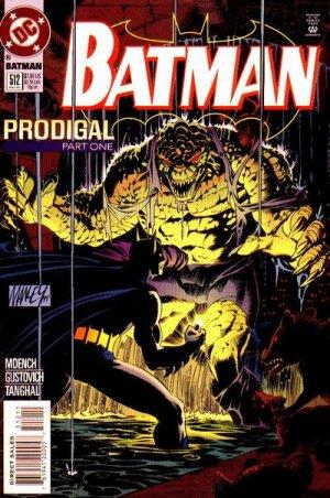 Batman # 512 Issues V1 (1940 - 2011)