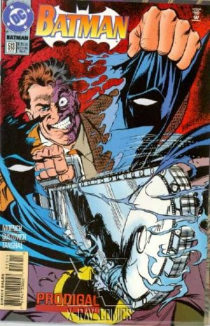 Batman 513 - Prodigal, Part Five: Double Deuce