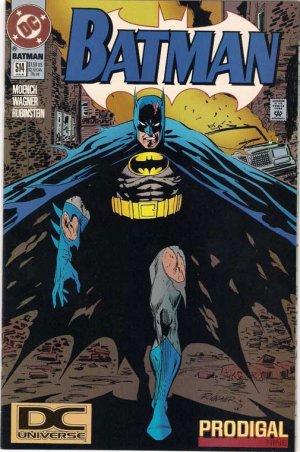 Batman 514 - Prodigal, Part Nine: One Night in the War Zone