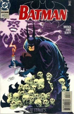 Batman # 516 Issues V1 (1940 - 2011)