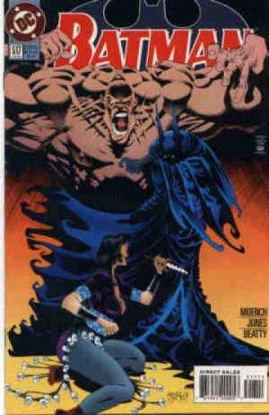 Batman # 517 Issues V1 (1940 - 2011)