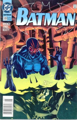 Batman # 519 Issues V1 (1940 - 2011)