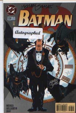Batman # 526 Issues V1 (1940 - 2011)