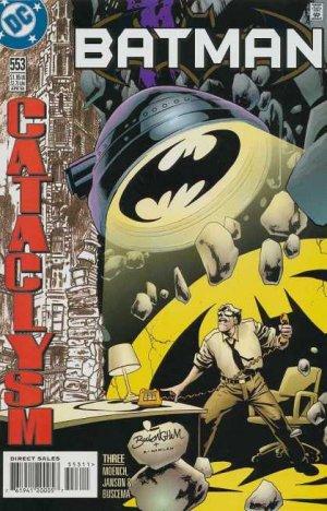 Batman # 553 Issues V1 (1940 - 2011)