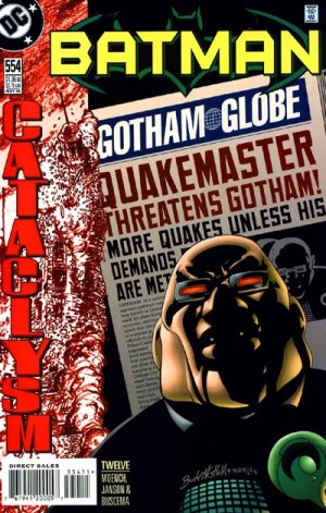 Batman # 554 Issues V1 (1940 - 2011)