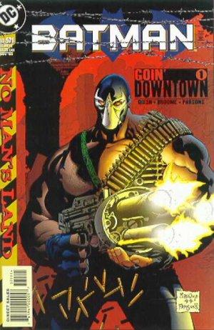 Batman 571 - No Man's Land: Goin' Downtown, Part One: The Vault