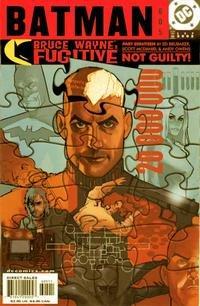 Batman - Meurtrier et Fugitif # 605 Issues V1 (1940 - 2011)