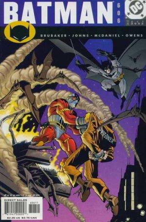 Batman - Meurtrier et Fugitif # 606 Issues V1 (1940 - 2011)
