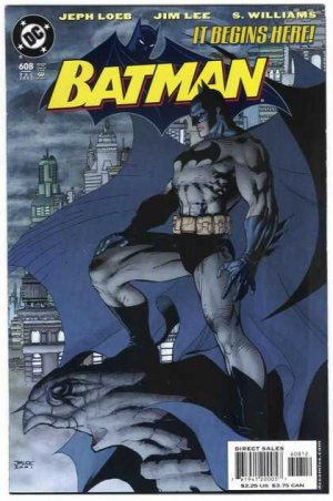 Batman 608 - Hush, Chapter One: The Ransom