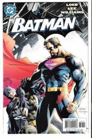 Batman 612 - Hush, Chapter Five: The Battle