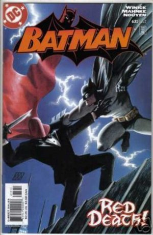 Batman # 635 Issues V1 (1940 - 2011)