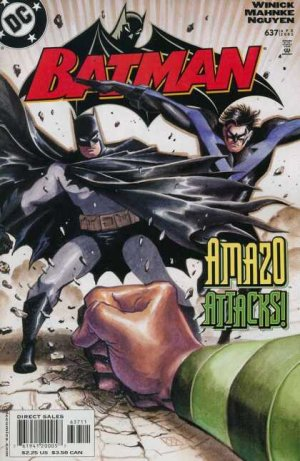 Batman # 637 Issues V1 (1940 - 2011)