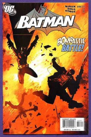Batman # 646 Issues V1 (1940 - 2011)