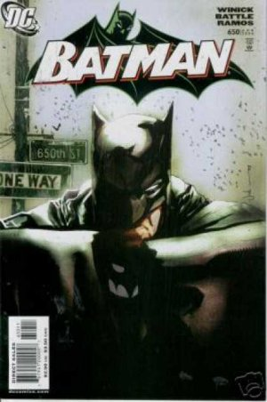 Batman # 650 Issues V1 (1940 - 2011)