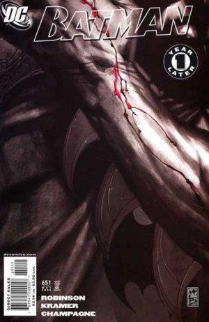 Batman # 651 Issues V1 (1940 - 2011)