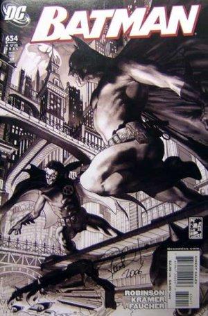 Batman # 654 Issues V1 (1940 - 2011)