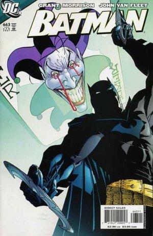 Batman # 663 Issues V1 (1940 - 2011)