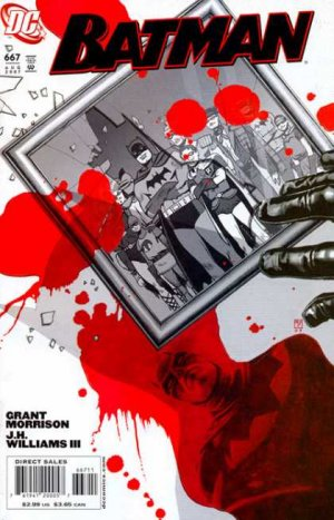 Batman # 667 Issues V1 (1940 - 2011)