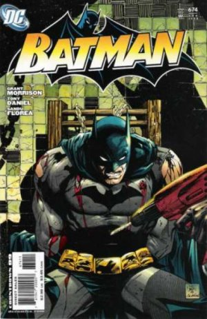 Batman # 674 Issues V1 (1940 - 2011)