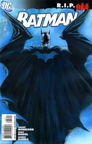 Batman 676 - Midnight in the House of Hurt