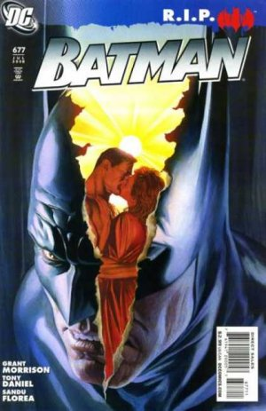 Batman # 677 Issues V1 (1940 - 2011)