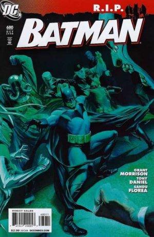 Batman 680 - The Thin White Duke of Death