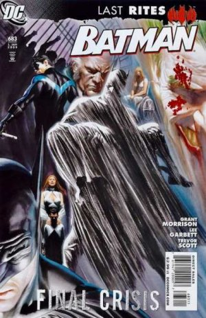 Batman # 683 Issues V1 (1940 - 2011)