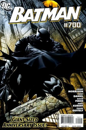Batman # 700 Issues V1 (1940 - 2011)