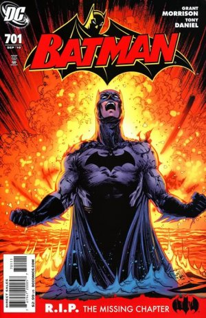 Batman # 701 Issues V1 (1940 - 2011)