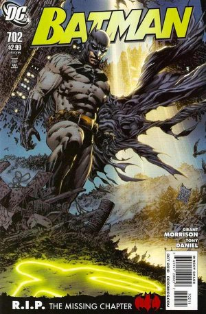 Batman # 702 Issues V1 (1940 - 2011)