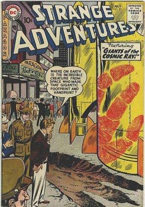 Strange Adventures # 82 Issues V1 (1950 - 1973)