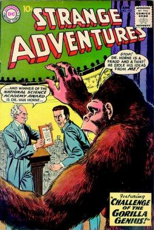 Strange Adventures # 117 Issues V1 (1950 - 1973)
