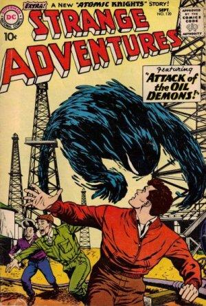 Strange Adventures # 120 Issues V1 (1950 - 1973)