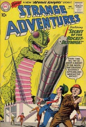 Strange Adventures # 123 Issues V1 (1950 - 1973)