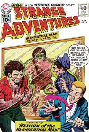 Strange Adventures # 126 Issues V1 (1950 - 1973)