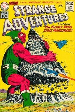 Strange Adventures # 129 Issues V1 (1950 - 1973)