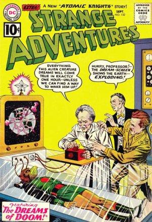 Strange Adventures # 132 Issues V1 (1950 - 1973)