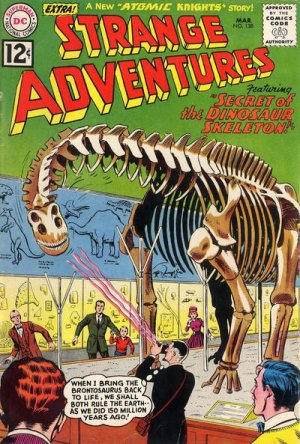 Strange Adventures # 138 Issues V1 (1950 - 1973)