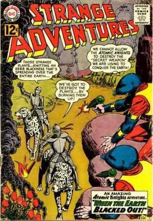 Strange Adventures # 144 Issues V1 (1950 - 1973)