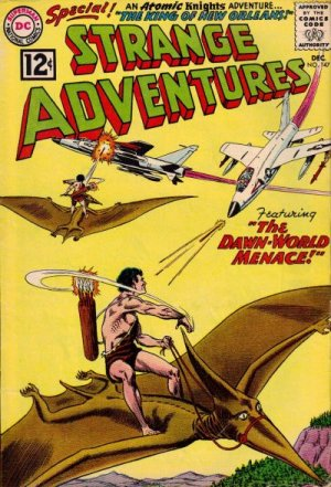 Strange Adventures # 147 Issues V1 (1950 - 1973)