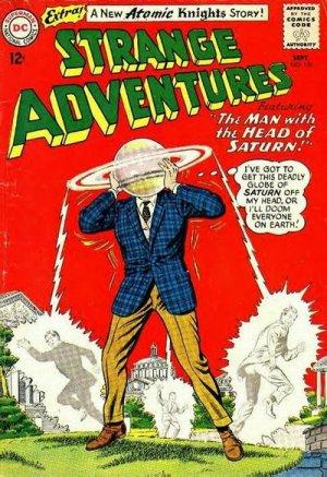 Strange Adventures # 156 Issues V1 (1950 - 1973)