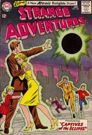 Strange Adventures # 160 Issues V1 (1950 - 1973)