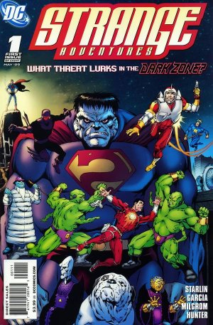 Strange Adventures édition Issues V3 (2009)