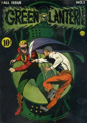 Green Lantern édition Issues V1 (1941 - 1949)