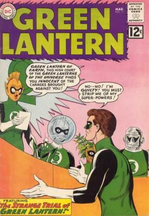 Green Lantern # 1 Issues V2 (1960 - 1988)