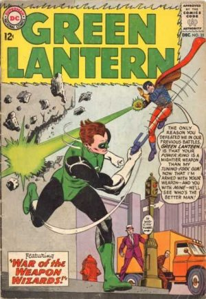 Green Lantern # 25 Issues V2 (1960 - 1988)