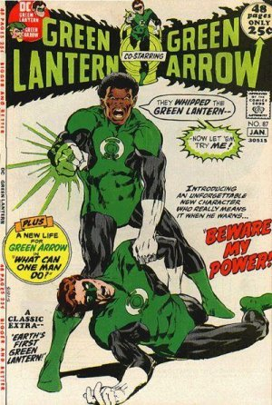 Green Lantern 87 - Beware My Power!