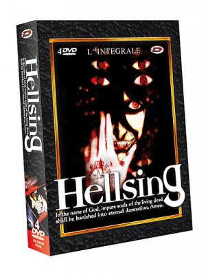 Hellsing édition SIMPLE  -  VO/VF