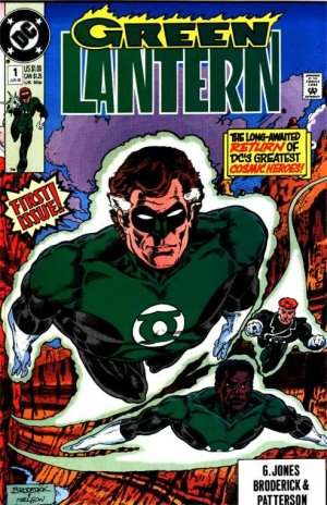 Green Lantern édition Issues V3 (1990 - 2004)