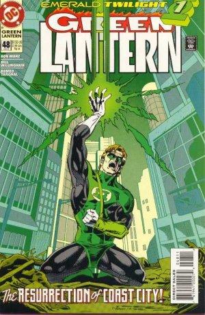 Green Lantern # 48 Issues V3 (1990 - 2004)